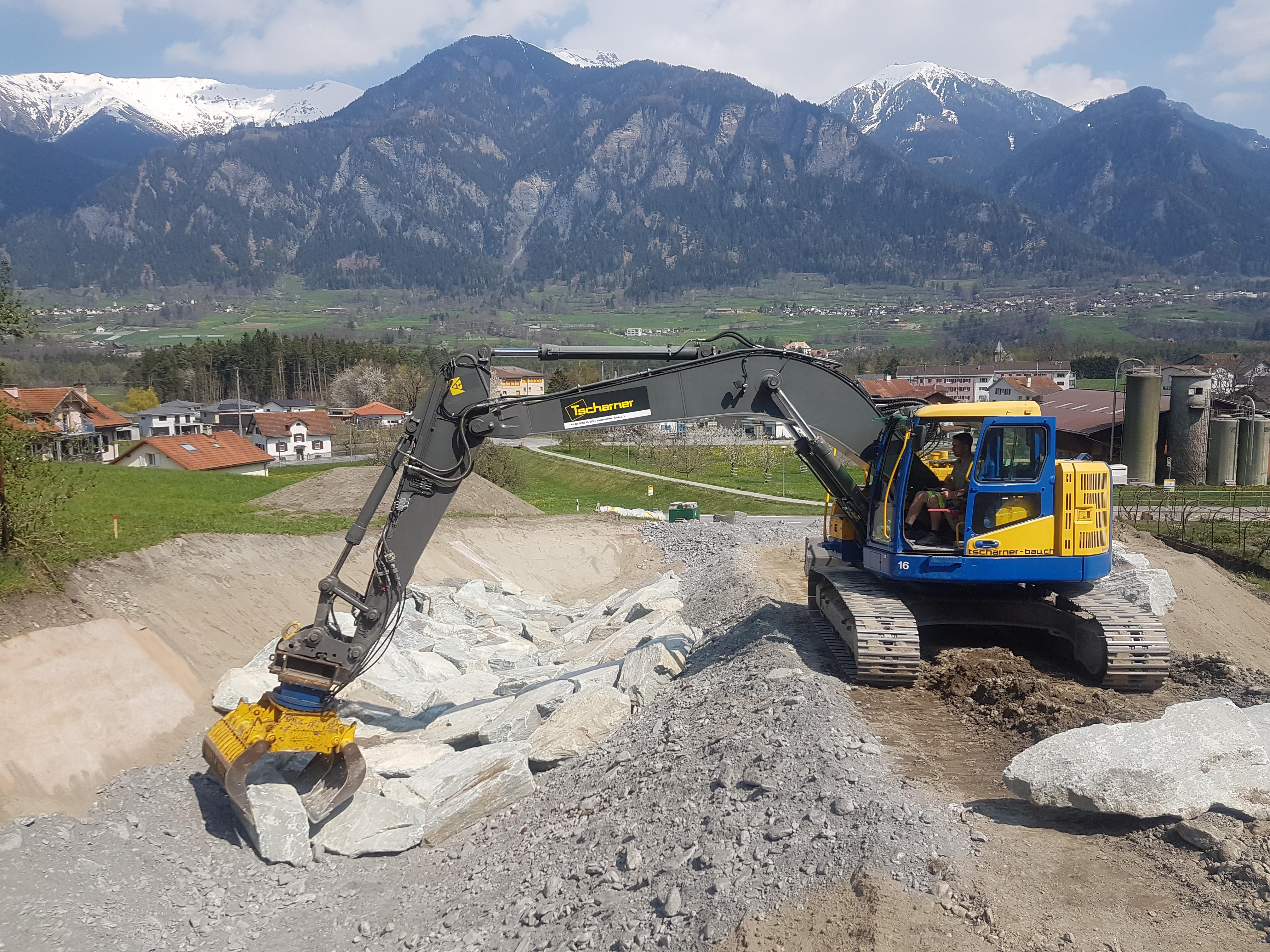 Revitalisierung Kettbach Cazis