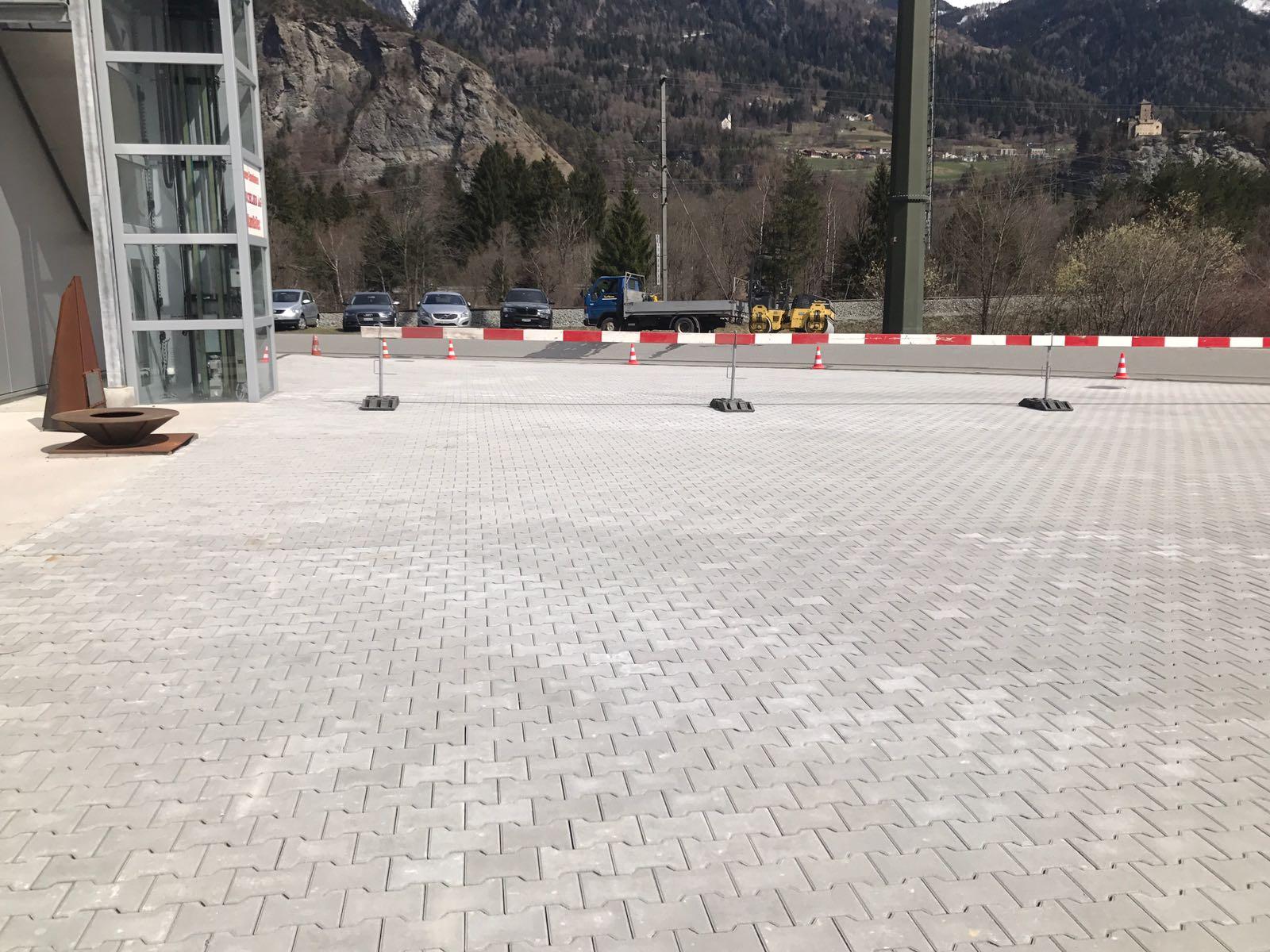 Vorplatz Wechler AG
