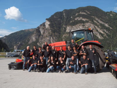 Tscharner Team 2018