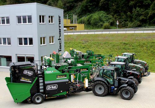 Wir Sind Bereit Für Den Mais